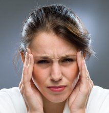Klachten bij stress hoofdpijn