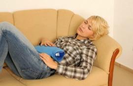 Stress Darmklachten vrouw