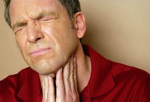 Stress Keelpijn